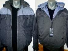 Obojstranná trendy bunda 2v1, l / m / xl / xxl