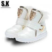 Štýlové zimné topánky - i v ružovej, 26 - 36