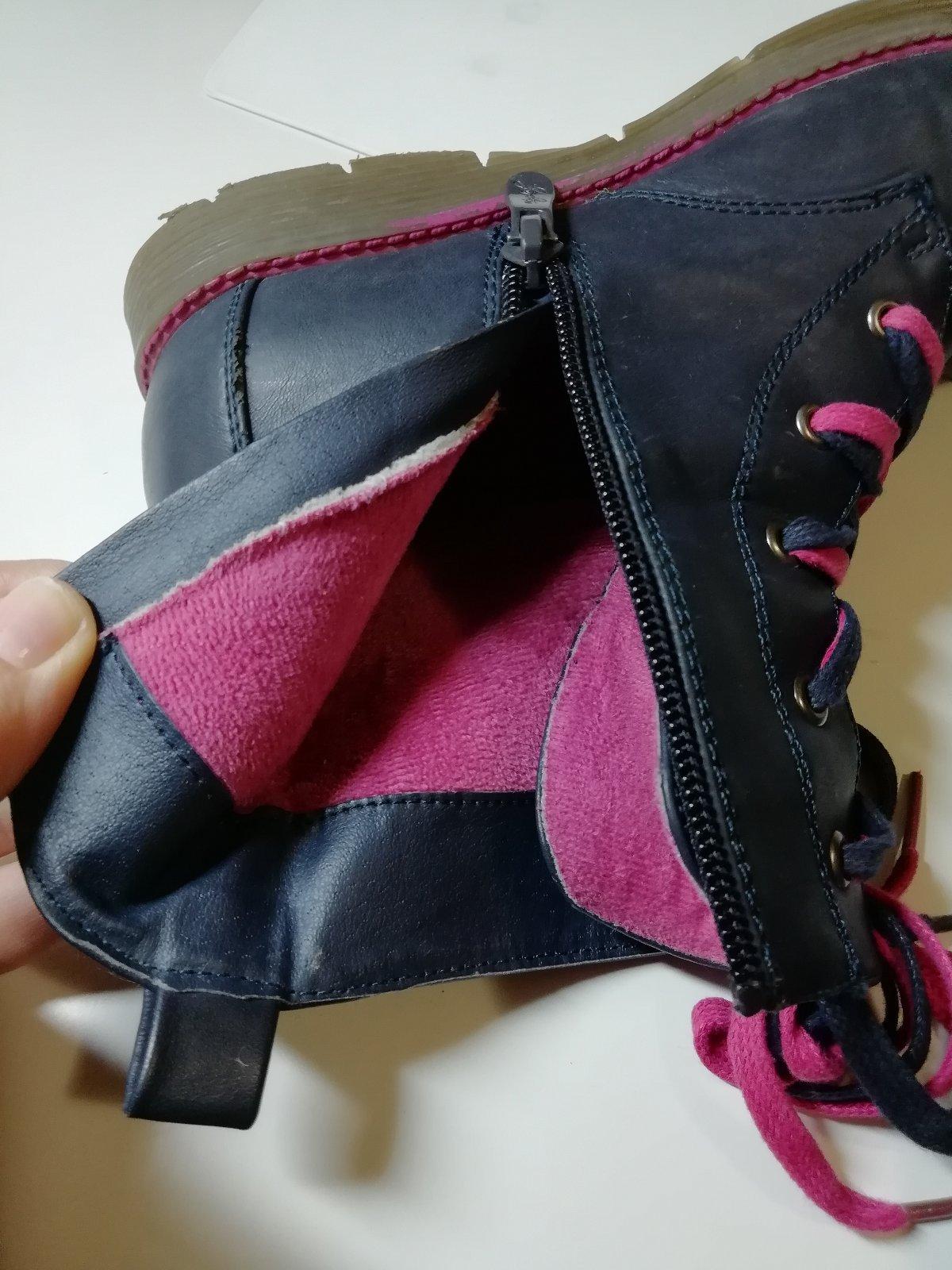 dbf0462b3b09 Prechodné topánky pre dievča