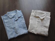 2x košela s krátkym rukávom, f&f,128