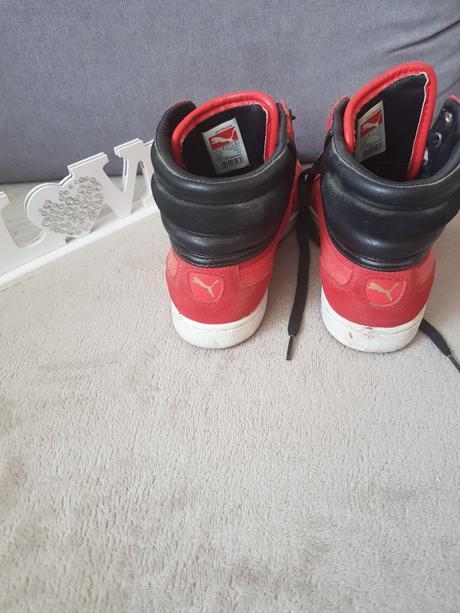 e8d1455f6 Predam puma botasky, puma,36 - 15 € od predávajúcej stanca39 ...