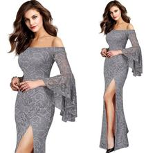 Čipkované šaty s - 3xl, l - xxxl