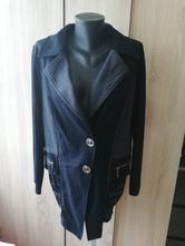 Extravagantný kabátik, sako, 44