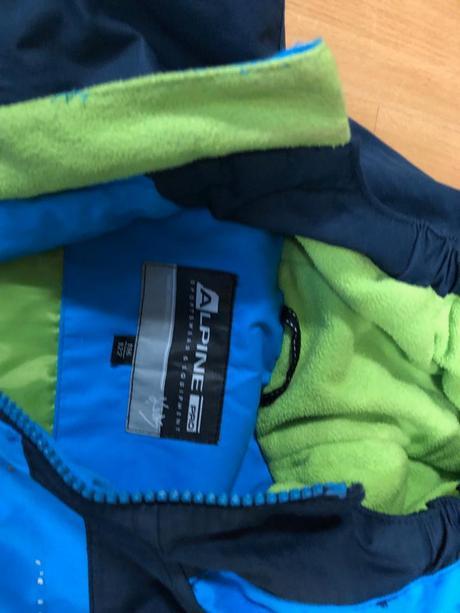 Detské lyžiarske oblečenie 76346b71e3c