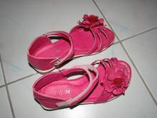 Málo nosené sandálky, 34