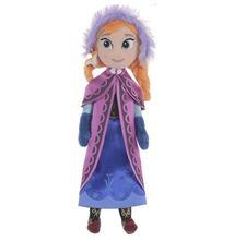 Disney frozen plyšová bábika anna 27cm,