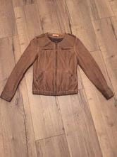 Dámska koženková bunda d116fcbf672