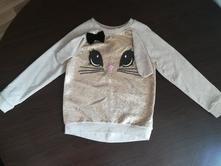 Krémová mačička chlpatý
