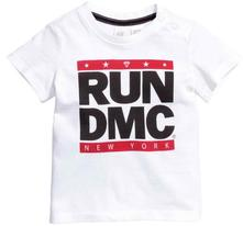 86 tričko run dmc, h&m,86