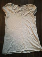 Dámske voľnejšie tričko, h&m,s