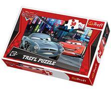 Puzzle 30 cars,