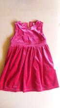 Zamatové šaty, marks & spencer,104