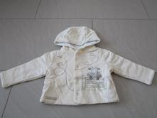 Béžová bavlnená bundička, f&f,68