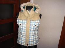 Luxusná lyžiarska vesta roxy  pc 140 eur, roxy,s