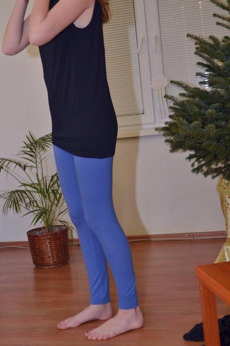 Modre legíny, esmara,36