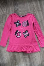 Ružové tričko alebo tunika, dopodopo,128