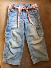 Tenké letné nohavice na viacero rokov nositelné, girl2girl,98