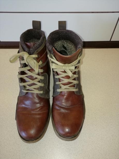 60862f1826 Pánske zimné topánky