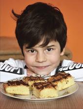 ...u nás dnes šťavnatý rafaelo koláčik ♥ recept nájdete v mojom fotoblogu