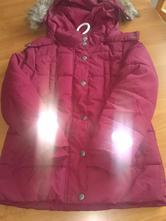 Zimna bunda tchibo 134 -140, tcm,140