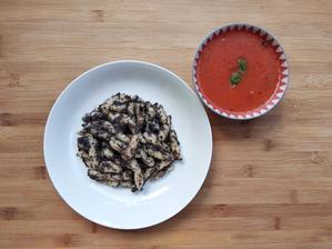 ..obed na zelanie No.3... ..paradajkovaa a makove sulance