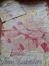 Postelné obliečky barbie, 130,200