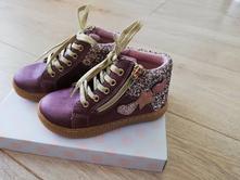 Zateplene topánočky, deichmann,25