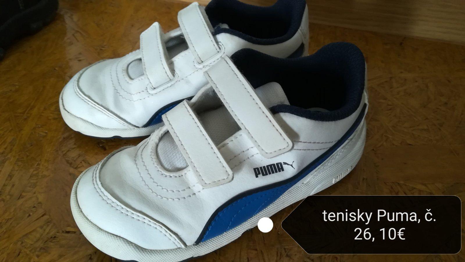 Tenisky puma b0110c88b26