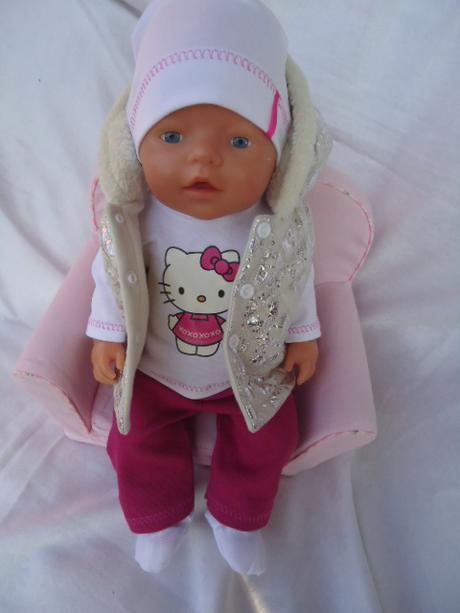 767d6b9bb Oblečenie pre bábiku baby born,bábiky, - 23 € od predávajúcej ailin |  Detský bazár | ModryKonik.sk