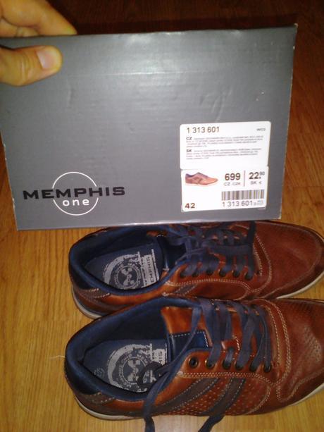 be01eaa7e Pánske topánky, deichmann,42 - 8 € od predávajúcej lenmaroli ...