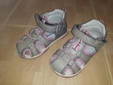 Kožené sandálky, protetika,23