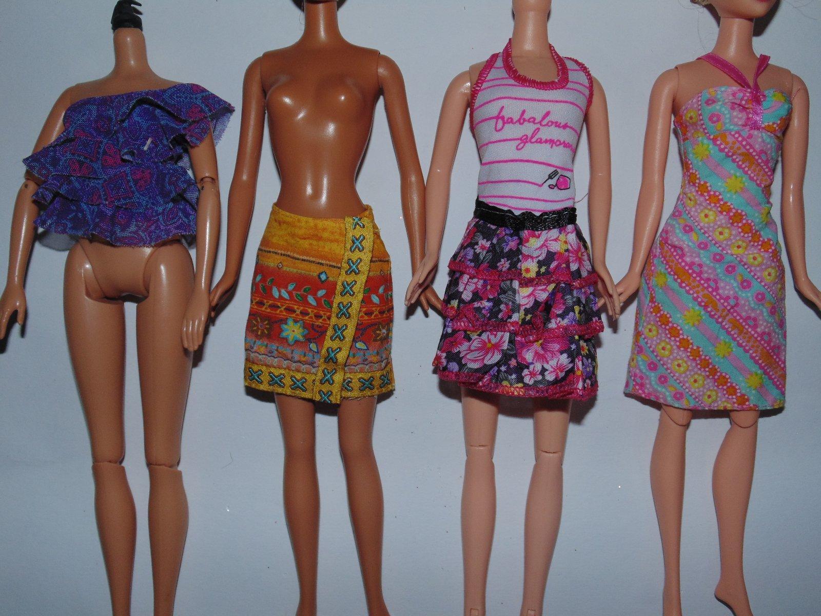 Barbie oblečenie 4 518367f134e