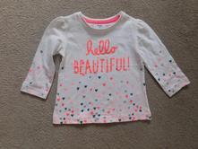 Dievčenské tričko, pepco,74