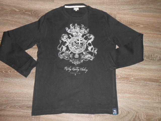 ebc5f8975257 Replay pánske tričko dlhý rukav xl