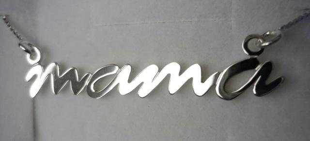 Www.silvername.sk - Strieborné retiazky s menom - všetky mená - 14 druhov.  2   28 4e665538d2b