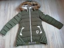 Predam nenosenu zimnu bundu peknejzelenej farby s kozusinkou. Zimna bunda a7767449219