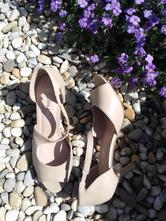 Remienkové sandálky, 36