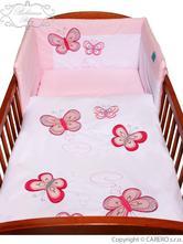 3-dielne posteľné obliečky belisima motýlik, 30,170