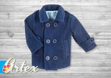 Kabát pre chlapčeka, 56 - 98