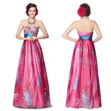 Šaty   Ever-Pretty   Šialene mnohofarebné - Detský bazár  b77233d9614