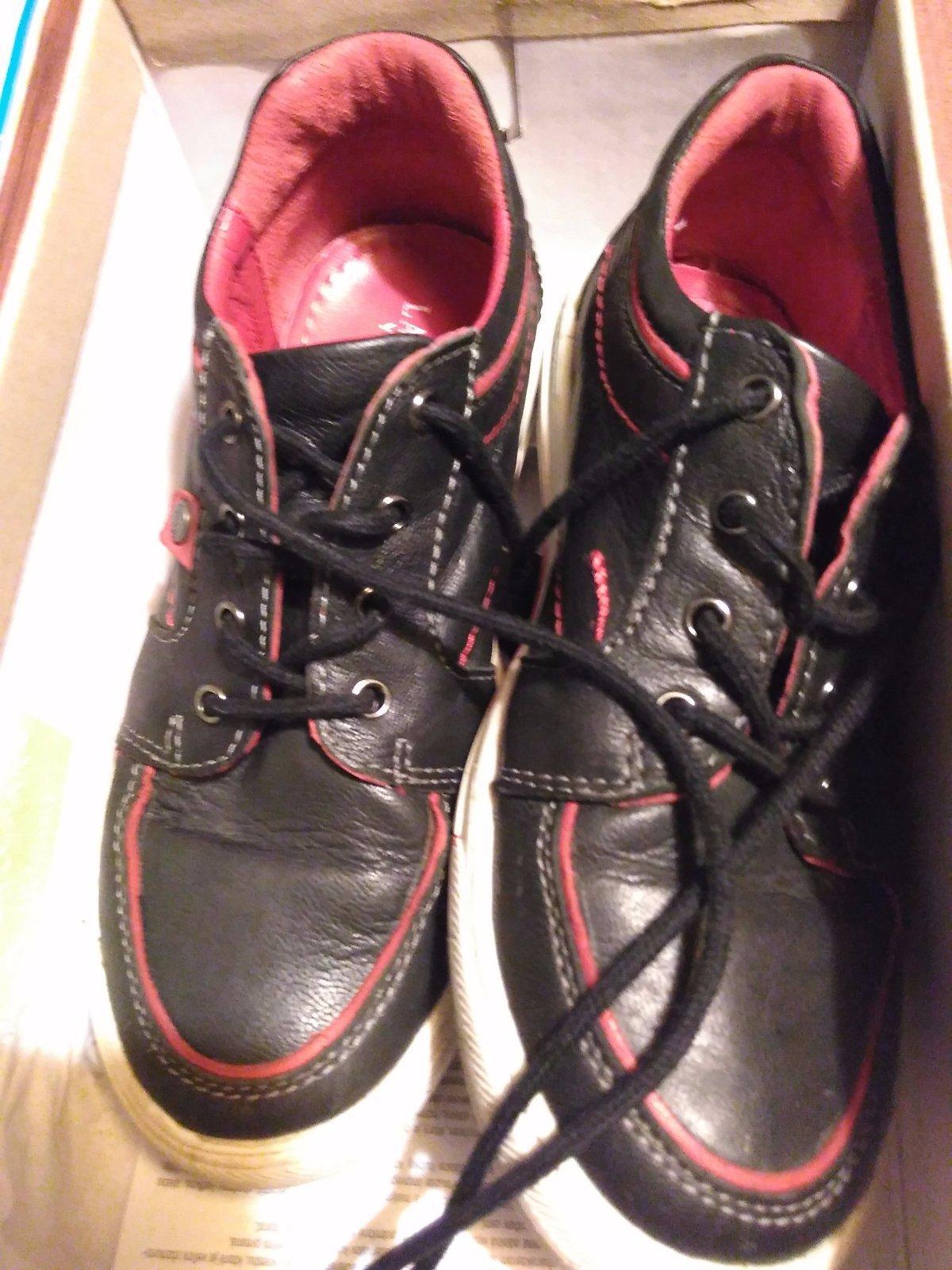 Kožené topánky z ccc č.29 3d66dae8624