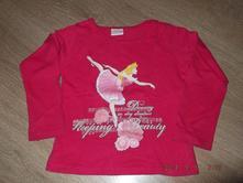 Disney tričko - ružové, disney,98