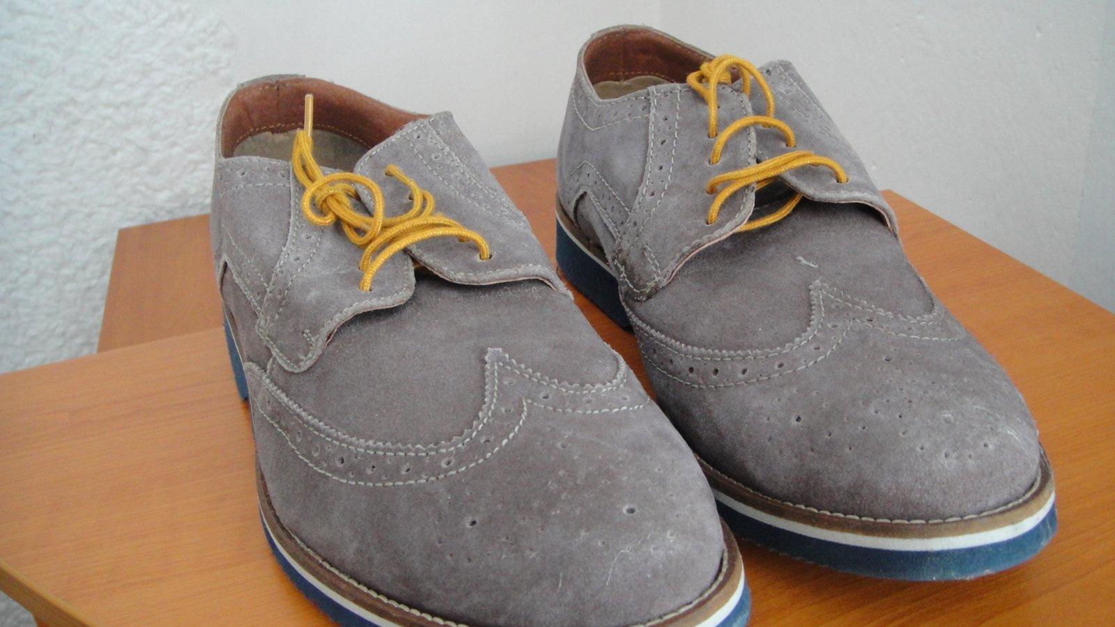 5e8213c4ba Kožené topánky z rakúska