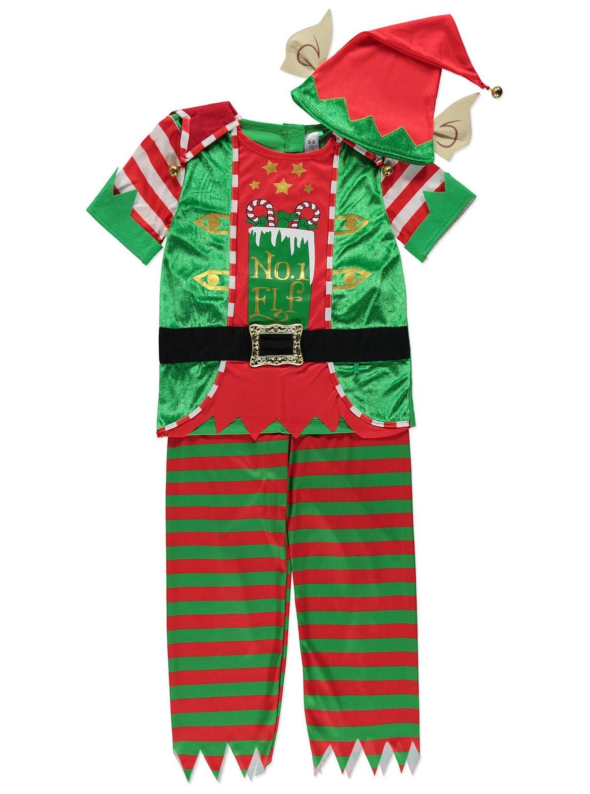 0b16d8d0e Vianočný kostým elf / škriatok, - 16,90 € od predávajúcej amalenka21 |  Detský bazár | ModryKonik.sk