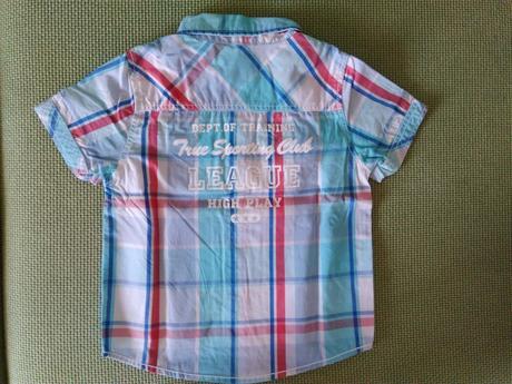 Košeľa lindex 943a78130f6