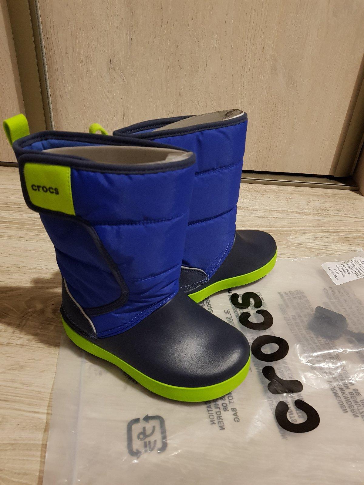 Crocs detské snehule 7f0995d30c0