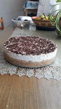 Nepečený tvarohový koláčik 🎂