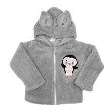 Zimná mikinka new baby penguin pre bábätká., new baby,62 / 68 / 74 / 80 / 86