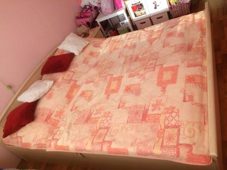 46ea70ba9015 Predám manželskú posteľ 220x180 s úložným priestor