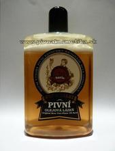 Originálna olejová kúpeľ s mandľovým olejom 500ml,